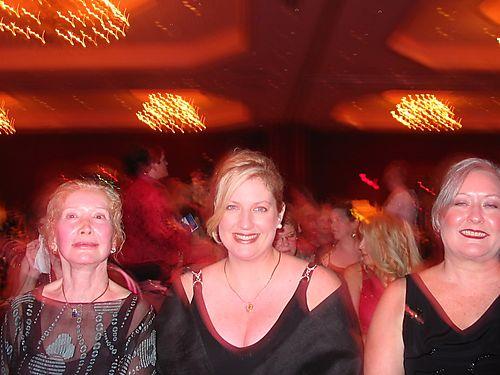 Elizabeth, Nancy and Teresa